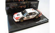 Audi V8 #44 H.J. Stuck Champion DTM 1990 Team SMS, масштабная модель, 1:43, 1/43, Minichamps