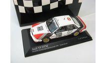 Audi V8 DTM 1990 F. Jelinski, масштабная модель, scale43, Minichamps