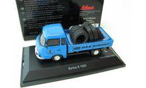 Barkas B1000 грузовик с покрышками, масштабная модель, 1:43, 1/43, Schuco