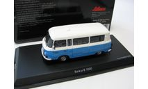 Barkas B1000 minibus RARE!, масштабная модель, scale43, Schuco