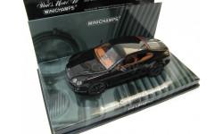 Bentley Continental Supersports 2009 black RARE!, масштабная модель, 1:43, 1/43, Minichamps