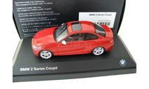 BMW 2 Series Coupe (F22) red SALE!, масштабная модель, Minichamps, scale43