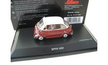 BMW 600 red/white, масштабная модель, scale43, SCHUCO