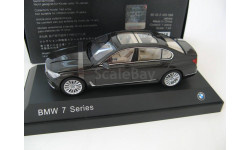 BMW 750Li (G12) jatoba brown, масштабная модель, Paragon Models, scale43