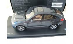 BMW X4 F26 Sophisto Grey metallic 2014, масштабная модель, Paragon Models, scale18