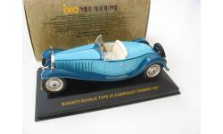 BUGATTI ROYALE TYPE 41 CABRIOLET ESDERS 2 Tones Turquoise 1927 г. Редкая Музейка!