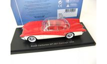 Buick Centurion XP-301 red/white SALE!, масштабная модель, 1:43, 1/43, Neo Scale Models