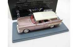BUICK Century Caballero 1958 Rose Metallic/White Roof