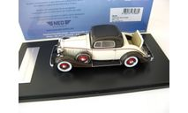 Buick Series Sixty-Six S Sport Coupe 1933 beige/black SALE!, масштабная модель, 1:43, 1/43, Neo Scale Models