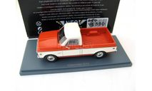 Chevrolet C10 Pick-up 1971 Red/Beige, масштабная модель, scale43, Neo Scale Models