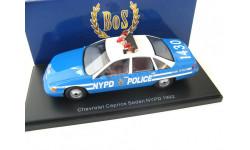 Chevrolet Caprice Sedan, NYPD - New York Police Department, масштабная модель, Best оf Show, scale43