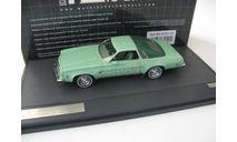 CHEVROLET Chevelle Malibu Classic Landau Coupe 1974 Light Green, масштабная модель, 1:43, 1/43, Matrix