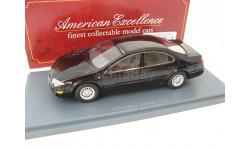 Chrysler 300M 2002 black lim.500 pcs., масштабная модель, 1:43, 1/43, Neo Scale Models