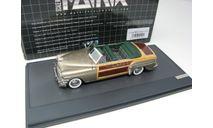 CHRYSLER Town & Country Convertible 1949 Silver, масштабная модель, 1:43, 1/43, Matrix