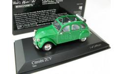 CITROËN 2CV 1980 GREEN