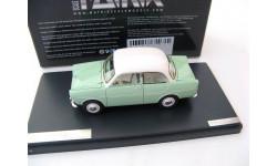 DAF 600 1958 Light green/white, масштабная модель, 1:43, 1/43, Matrix