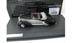 DAIMLER DB18 DHC Carlton 1938 Black/Silver SALE!, масштабная модель, 1:43, 1/43, Matrix