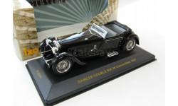 DAIMLER DOUBLE SIX 50 Convertible Black 1931 г. SALE!