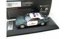 DODGE CHALLENGER SRT8 'Broward County Sheriff' 2009, масштабная модель, 1:43, 1/43, Premium X