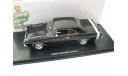 DODGE Dart GTS 1968 Gloss Black, масштабная модель, Highway 61, scale43