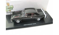 DODGE Dart GTS 1968 Gloss Black