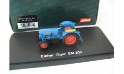 Eicher Tiger EM200. Редкий Шуко!