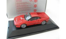 Ferrari 288 GTO 50 years Herpa red, масштабная модель, 1:43, 1/43