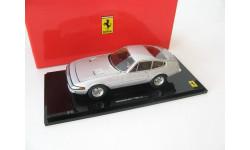 Ferrari 365 GTB/4 early version (silver)