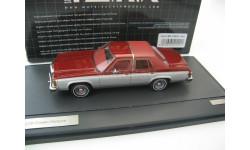 Ford LTD Crown Victoria red/silver, масштабная модель, 1:43, 1/43, Matrix