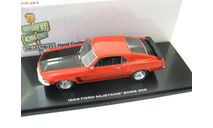 FORD Mustang Boss 302 1969 Calypso Coral Red, масштабная модель, Highway 61, scale43