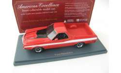Ford Ranchero red 1972 г.