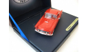 Ford Thunderbird Coupe 1955 Torch Red, масштабная модель, MotorHead, scale43