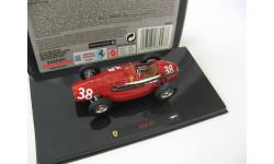 Formula 1 Ferrari 553 F1 M. Hawthorn #38 Winner Spanish GP 1954 г., масштабная модель, Mattel Hot Wheels, scale43
