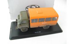 ГАЗ-66 Вахта хаки/оранжевый со следами эксплуатации