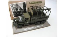 GMC CCKW 353 6х6 US Army Бельгия 1944, масштабная модель, 1:43, 1/43, Altaya
