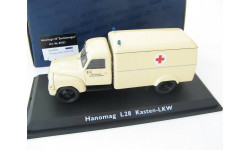 Hanomag L28 'Sanitatswagen' Редкий Шуко!, масштабная модель, scale43, Schuco