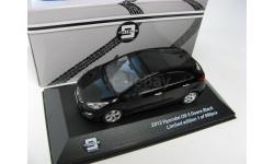 HYUNDAI i30 5-doors 2012 Black, масштабная модель, 1:43, 1/43, TRIPLE 9 (PREMIUM X)