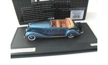 CHRYSLER Imperial Custom Phaeton #7803657 1933 Blue Metallic, масштабная модель, scale43, Matrix