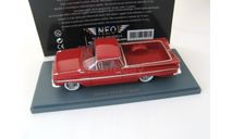 Chevrolet El Camino 1959 Red, масштабная модель, Neo Scale Models, scale43