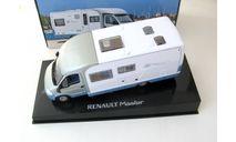 Renault Master 2005 Кемпер, масштабная модель, Norev, scale43