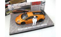 Lamborghini Murcielago LP 670-4 SV orange metallic - Top Gear, масштабная модель, Minichamps, scale43