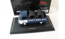 VW T1 pick-up METZELER (пикап с резиной) 1960 г. Редкий Шуко!