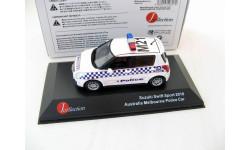 SUZUKI SWIFT 'Melbourne Police' (полиция Мельбурна Австралия) 2010 г.