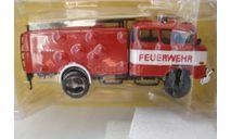 IFA W50 LA  Feuerwehr DDR, масштабная модель, Atlas, scale43