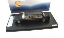 Jaguar XJ (X308) Limousine Wilcox 6-door On Daimler V8 Chassis 2000 black