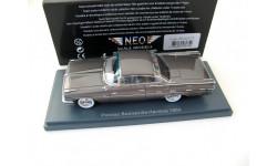 Pontiac Bonneville Hardtop 1959 grey