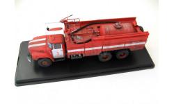 ЗИЛ-133ГЯ пожарный автомобиль комбинированного тушения АКТ-3,25 г. Рязань со следами эксплуатации