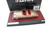 Chrysler Newport Dual Cowl Phaeton LeBaron 1941 gold metallic, масштабная модель, Matrix, scale43