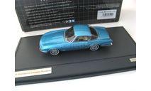 CHEVROLET CORVETTE Pininfarina Rondine II 1964 Blue Metallic, масштабная модель, scale43, Matrix