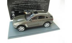 Infiniti FX50S grey metallic 2010 Lim.300 pcs., масштабная модель, 1:43, 1/43, Neo Scale Models
